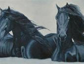 Horse painting 1