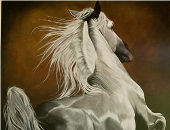 Horse painting 12